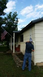 Waco Texas Pest Control_Spider Web Sweep